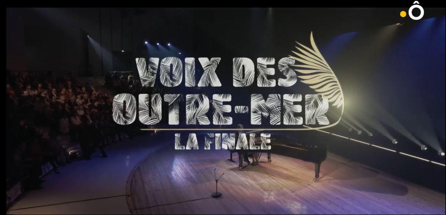 Visionner la finale 2019 du concours Voix des Outre-mer